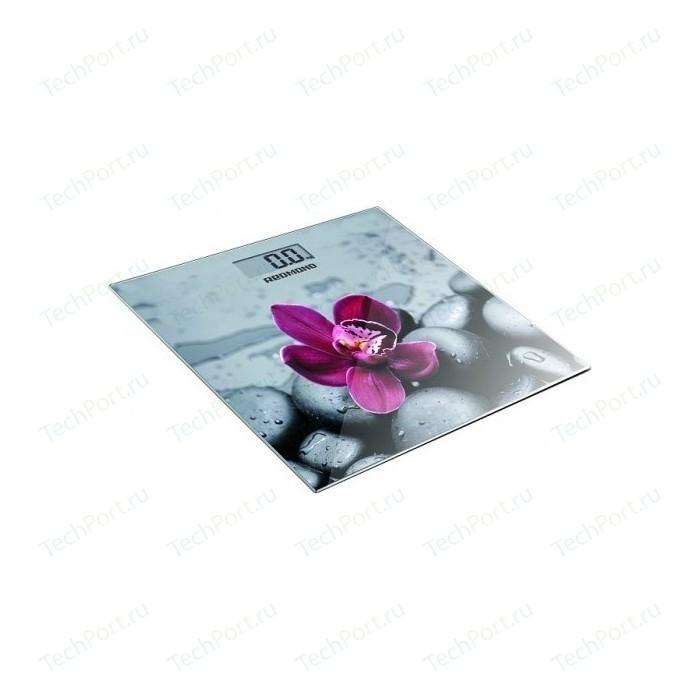 Весы напольные Redmond RS-733, орхидея