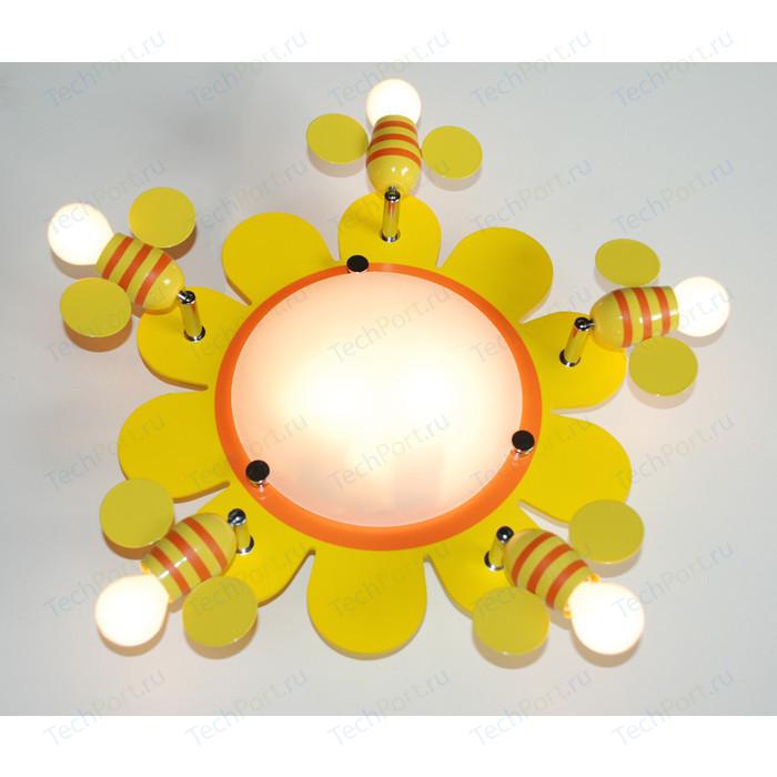 Потолочный светильник Citilux CL603173 потолочный светильник citilux cl156231