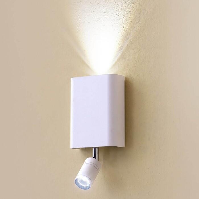 Настенный светильник Citilux CL704410 накладной светильник декарт cl704410