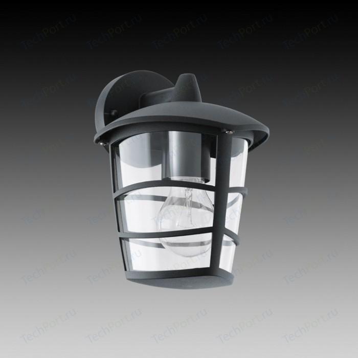 Фото - Уличный настенный светильник Eglo 93098 уличный настенный светильник eglo nisia 1 93366
