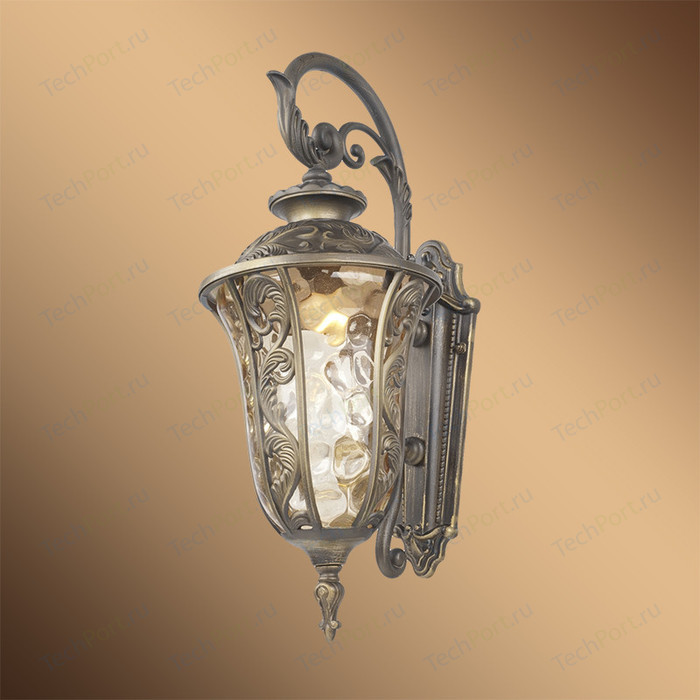 Уличный настенный светильник Favourite 1495-1W
