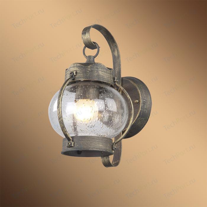 Уличный настенный светильник Favourite 1498-1W