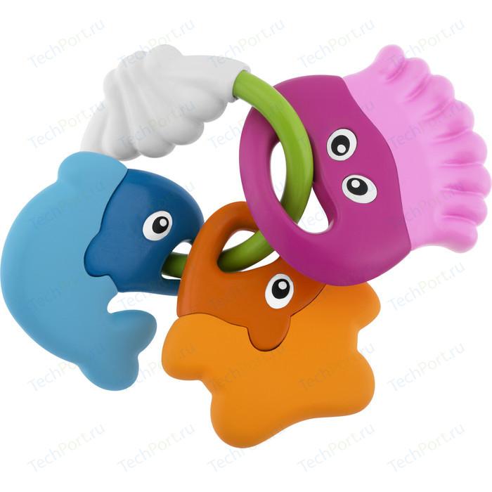 Погремушка Chicco Морские животные (59560) игрушка погремушка chicco жираф
