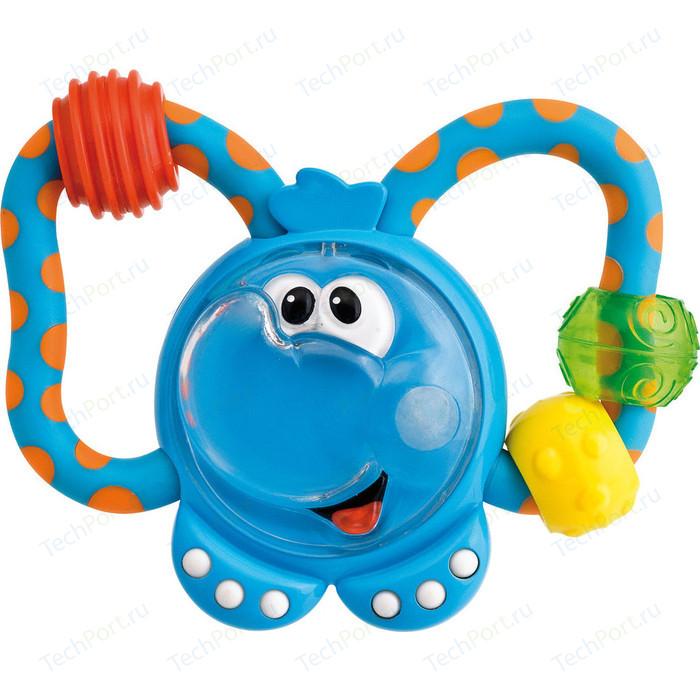 Погремушка с прорезывателем Chicco Слоненок (61411) игрушка погремушка chicco жираф