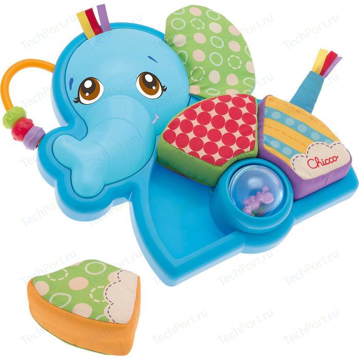 Погремушка-пазл Chicco Мистер Слоненок (7205) игрушка погремушка chicco жираф