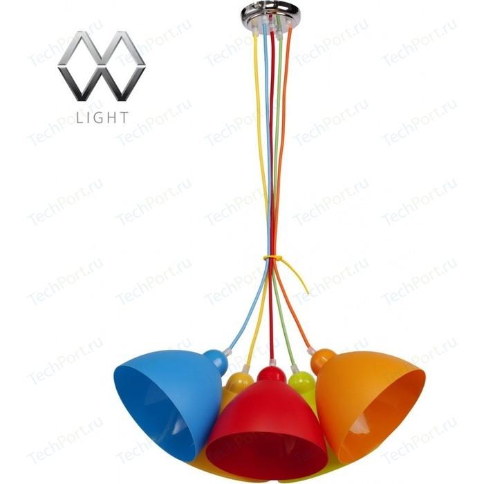 Подвесная люстра MW-Light 365014505