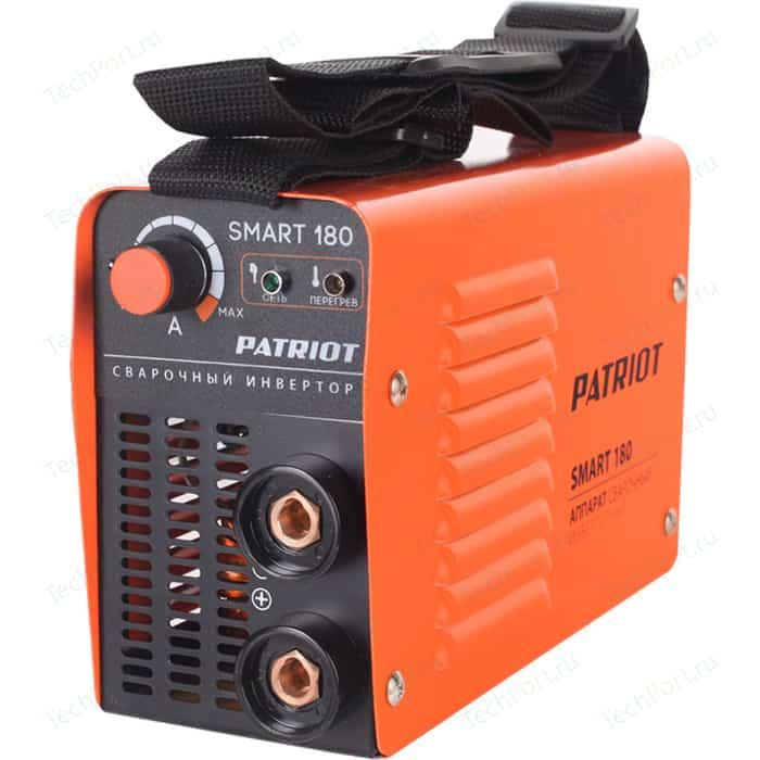 цена на Сварочный инвертор PATRIOT Smart 180