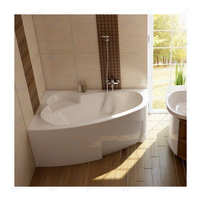 Акриловая ванна Ravak Asymmetric L 170x110 левая, без гидромассажа (C481000000)