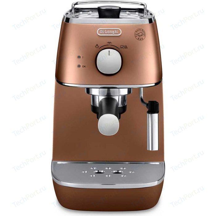 Кофеварка DeLonghi ECI 341.CP