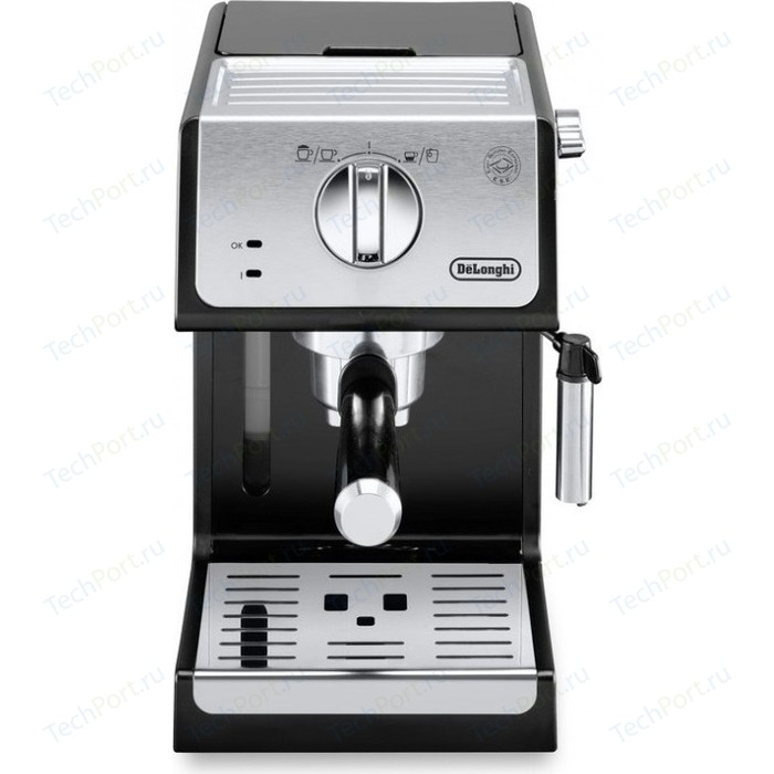 Кофеварка DeLonghi ECP 33.21.BK