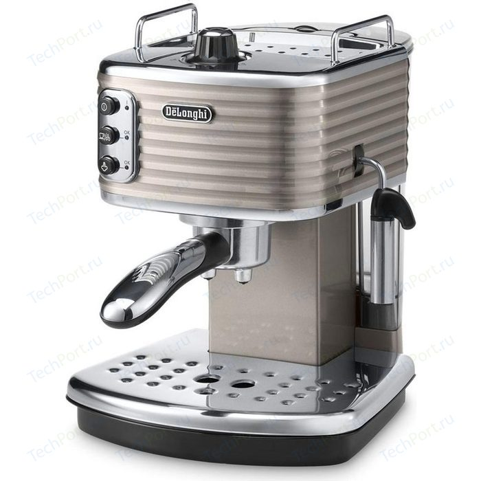Кофеварка DeLonghi ECZ 351.BG