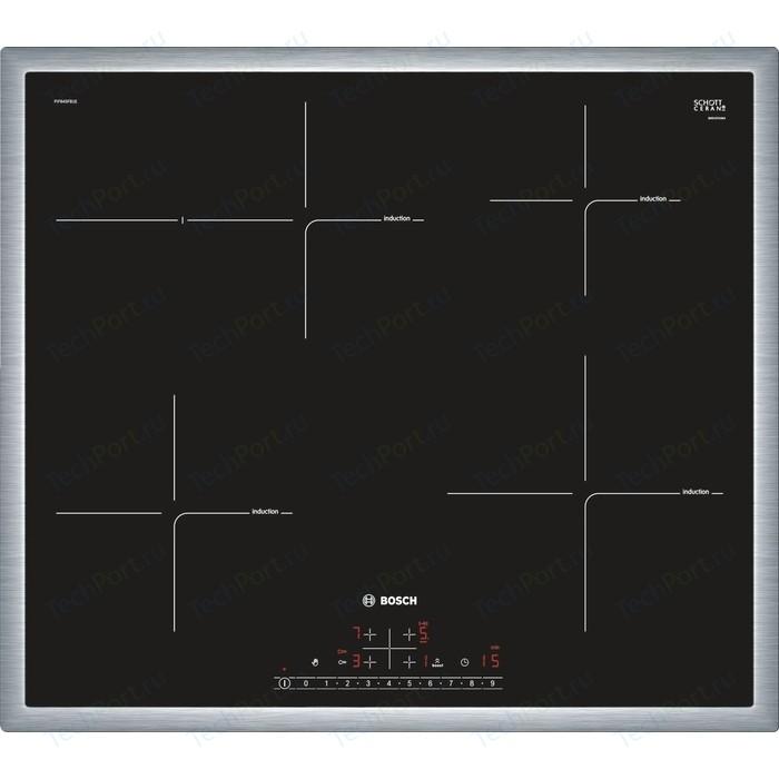 Индукционная варочная панель Bosch Serie 6 PIF645FB1E