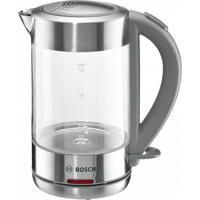 Фото - Чайник электрический Bosch TWK 7090 чайник электрический bosch twk 7805