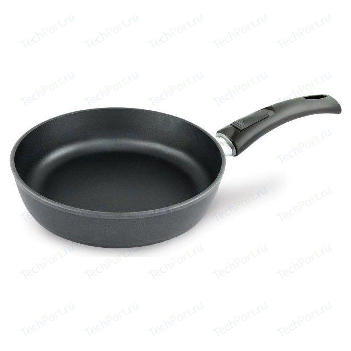 Сковорода НМП d 22см Универсальная (12022) сковорода d 24 см kukmara кофейный мрамор смки240а