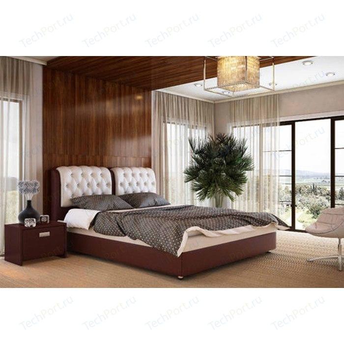 Кровать Mebel Ars Космо 160 кровать mebel ars эксклюзив 160