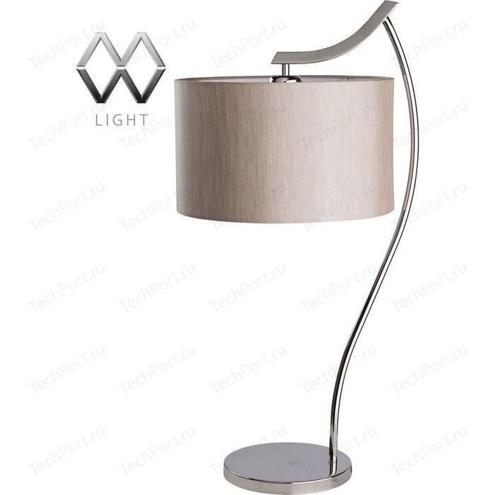 Настольная лампа MW-Light 626030201 настольная лампа mw light хилтон 626030201 60 вт
