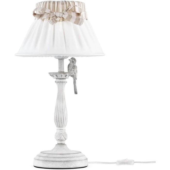Настольная лампа Maytoni ARM013-11-W