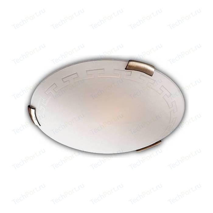 Потолочный светильник Sonex 161/K светильник sonex sali sn 135 k