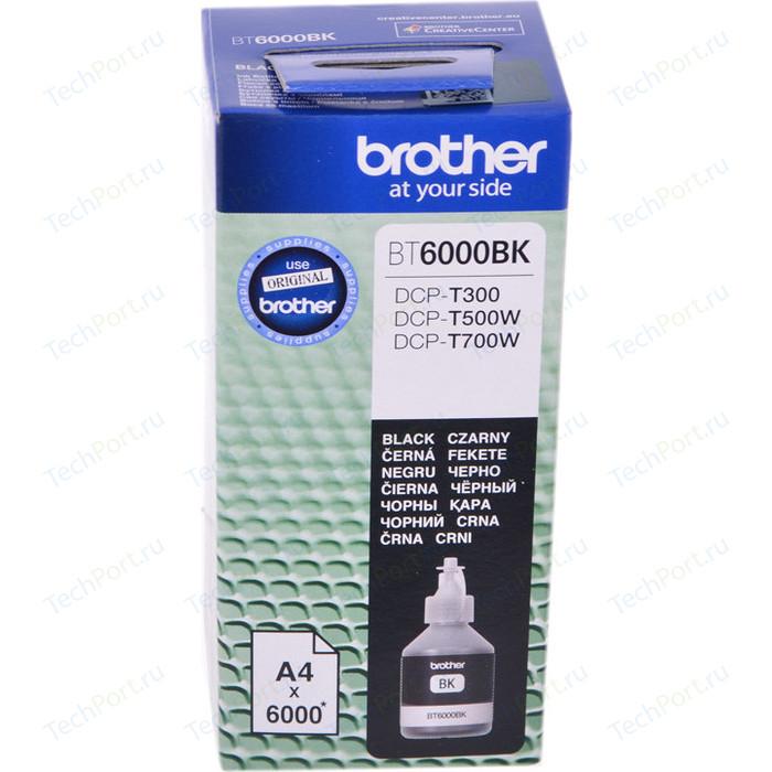 Чернила Brother BT6000BK