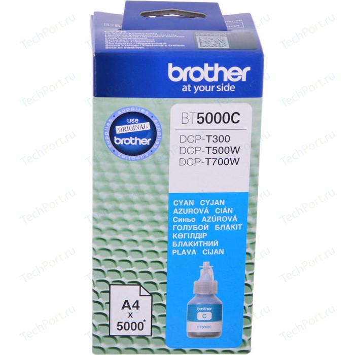 Чернила Brother BT5000C