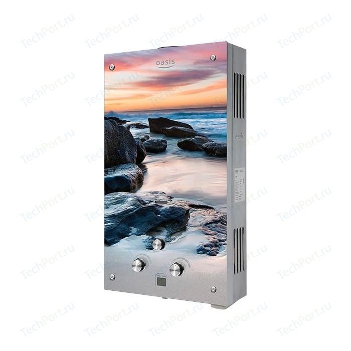 Газовая колонка Oasis Glass 20МG