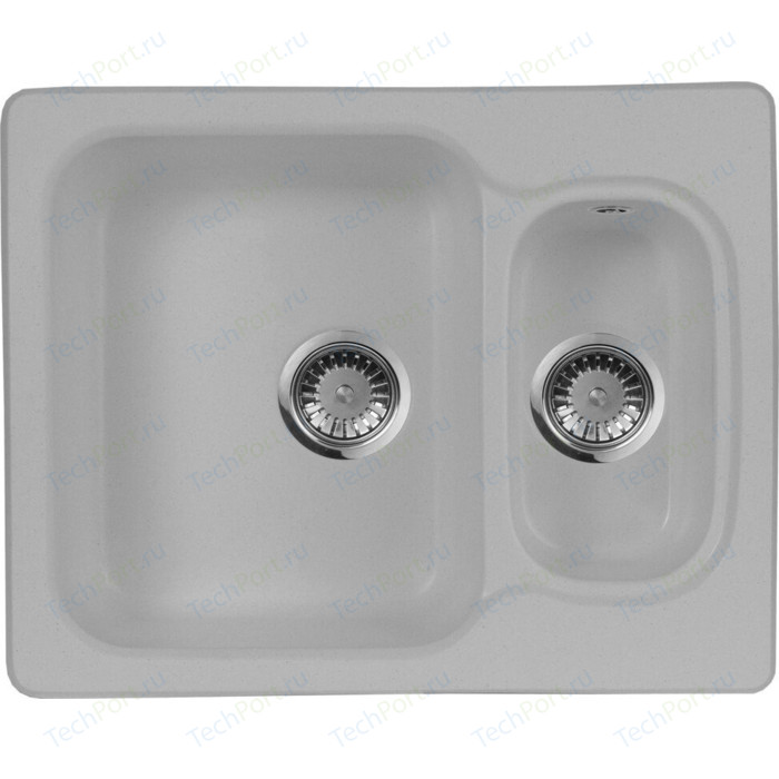 Кухонная мойка AquaGranitEx M-09 (310) серый