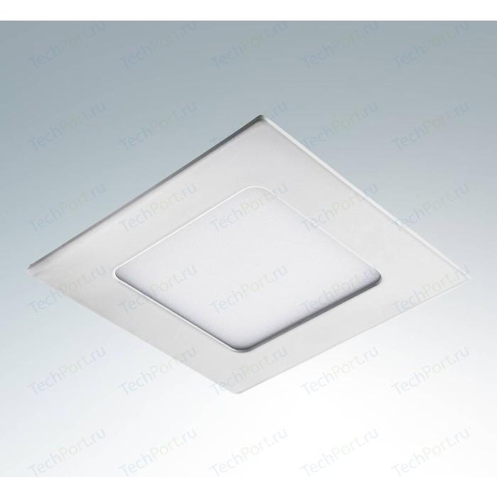 Встраиваемый светильник Lightstar 224064 встраиваемый светильник lightstar i61609