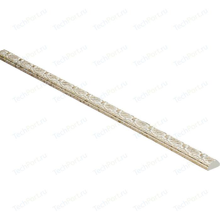 Молдинг Decomaster Перламутр цвет 18 15х8х2400 мм (130-18)