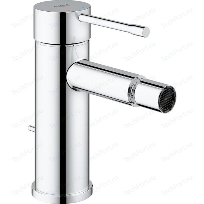Смеситель для биде Grohe Essence+ с донным клапаном (32935001)