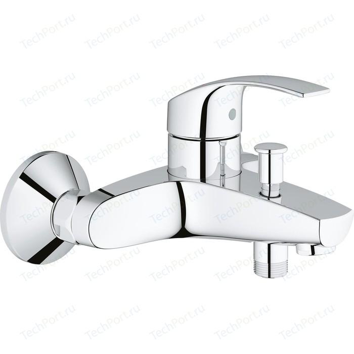 Смеситель для ванны Grohe Eurosmart New (33300002) смеситель grohe eurosmart 33300002