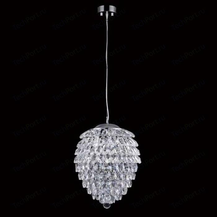 Потолочный светильник Crystal Lux Charme SP3+3 LED Chrome/Transparent