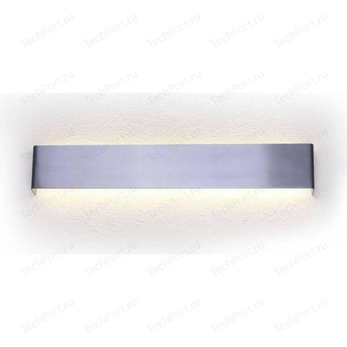 Настенный светильник Crystal Lux CLT 323W535 AL