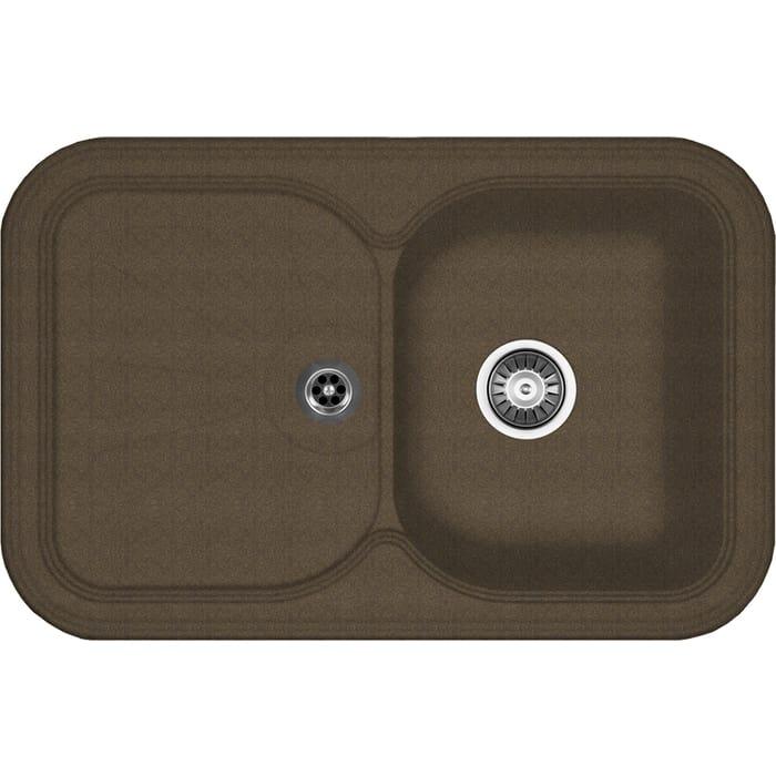 Кухонная мойка Florentina Крит 780 коричневый Fg (20.170.D0780.105)
