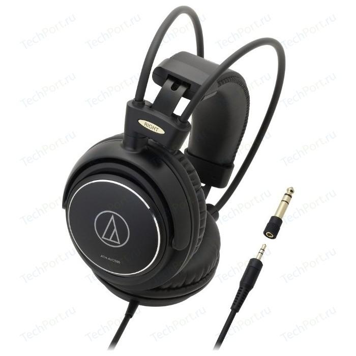 Наушники Audio-Technica ATH-AVC500 наушники audio technica ath sport1is rd