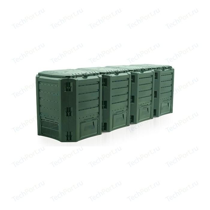 Компостер садовый EU 1600л Module IKSM1600Z-G851 зеленый
