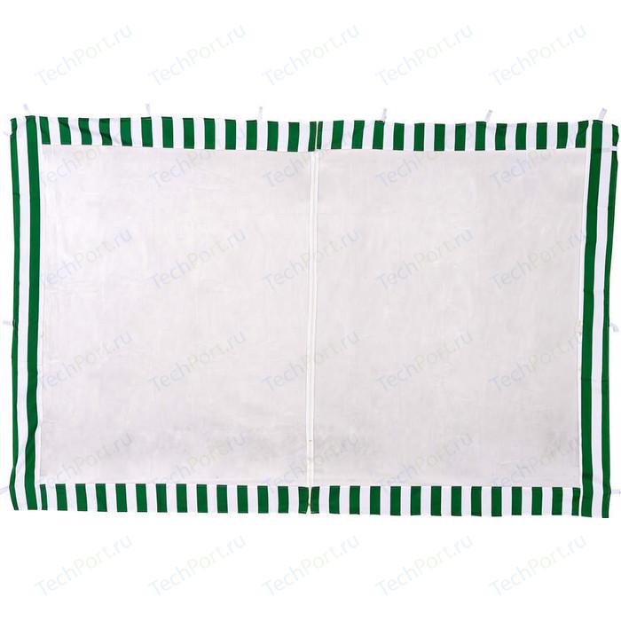 Стенка к шатру Green Glade с москитной сеткой (зеленая) 1.95х2.95 4130 гамак greenhouse 20wf с москитной сеткой