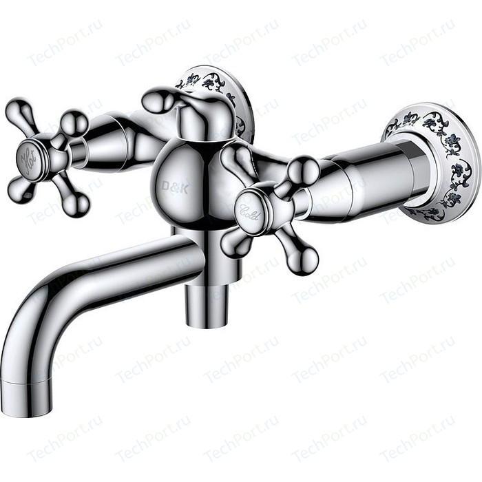 Смеситель для ванны D&K Hessen-Hercules (DA1423241)