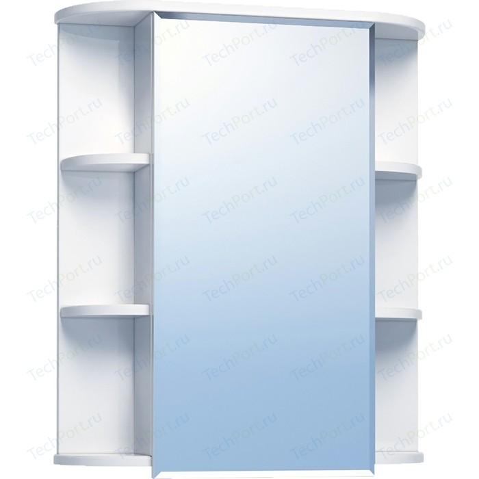 Зеркальный шкаф VIGO Alessandro №6 600 белый (2000000001197)