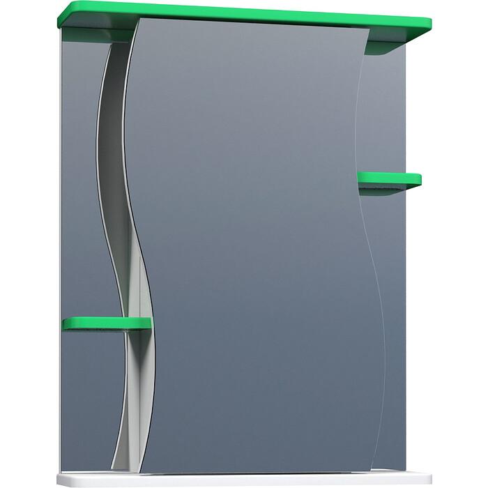 Зеркальный шкаф VIGO Alessandro №11 550 зеленый (2000150387967)