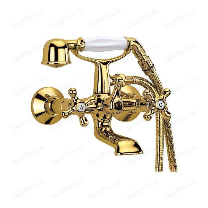 Смеситель Cezares Retro для ванны, золото (Retro-C-VD2-03)