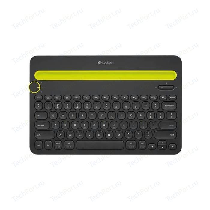 Клавиатура Logitech Bluetooth Multi-Device K480 (920-006368)