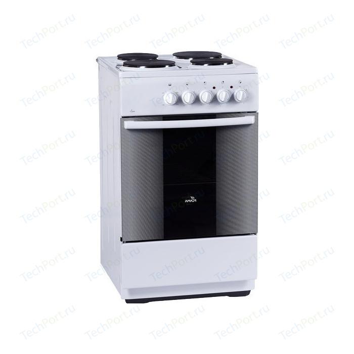Электрическая плита Flama FE 1403 W электрическая плита flama ae 1403 w белый