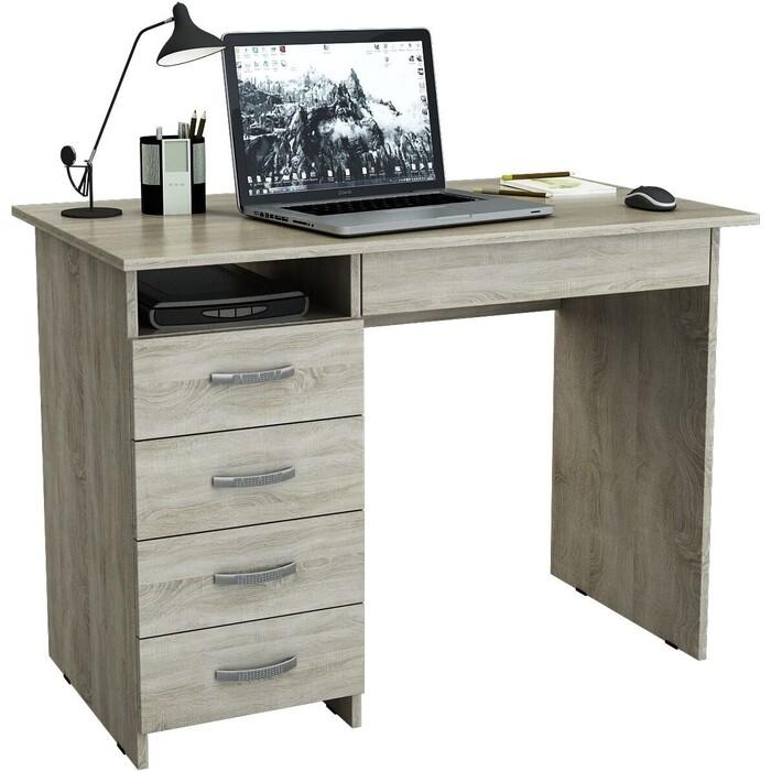 Письменный стол Мастер Милан-01 (дуб сонома)