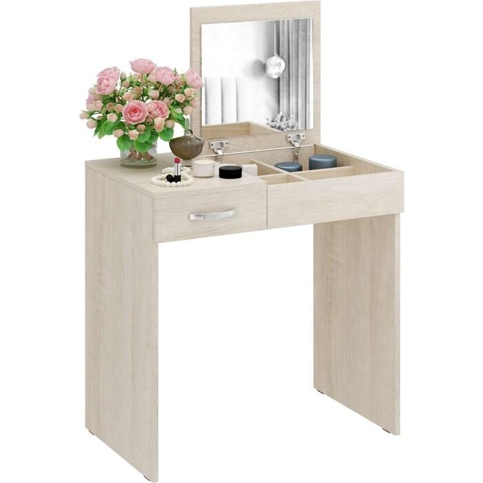 Стол туалетный Мастер Риано-01 (дуб сонома) МСТ-ТСР-01-ДС-02