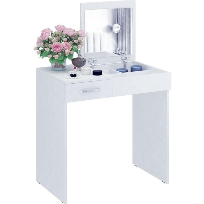Стол туалетный Мастер Риано-01 (белый) МСТ-ТСР-01-БТ-02