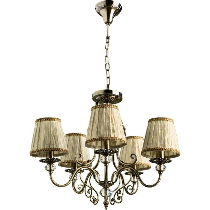 Подвесная люстра Arte Lamp A2083LM-5AB