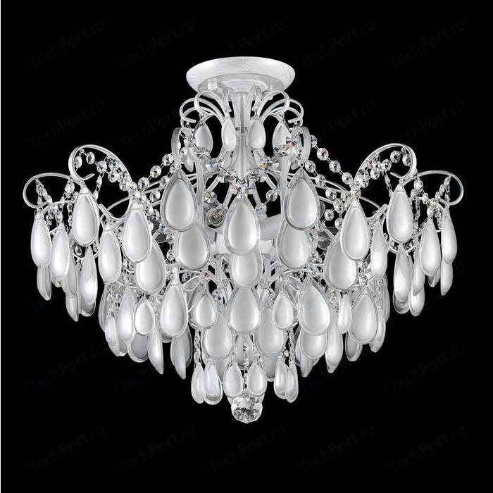 Потолочная люстра Crystal Lux Sevilia PL6 Silver недорого