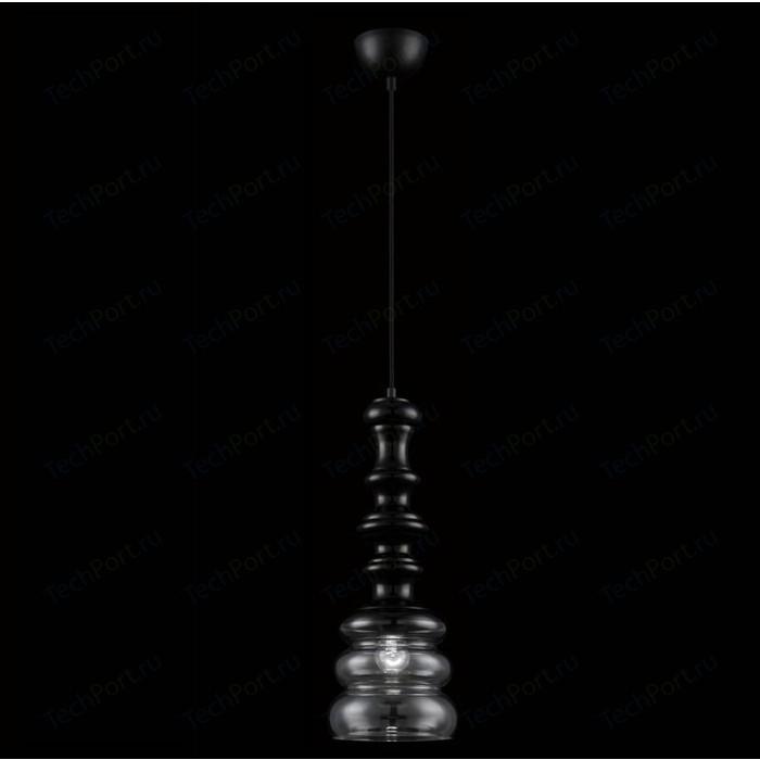 Подвесной светильник Crystal Lux Bell SP1 Black