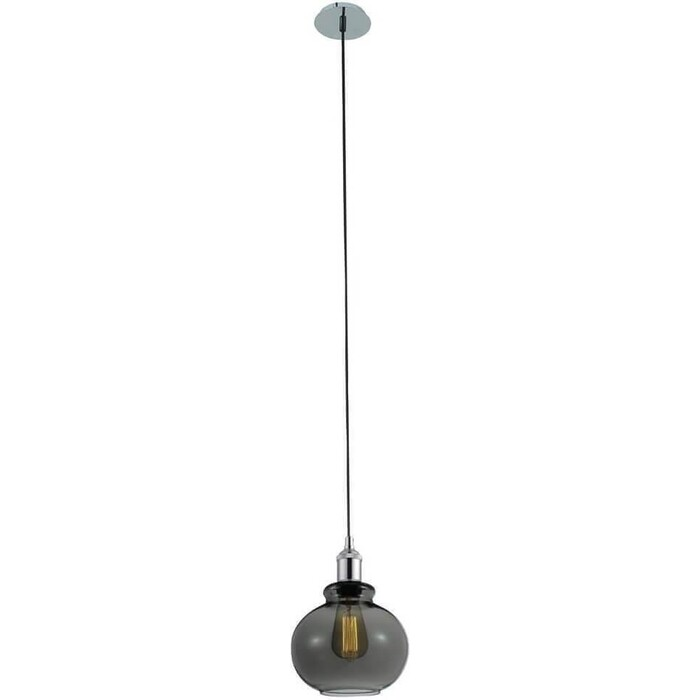 Подвесной светильник Crystal Lux Olla SP1 Smoke