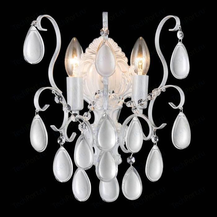 Фото - Бра Crystal Lux Sevilia AP2 Silver подвесная люстра crystal lux sevilia sp9 silver